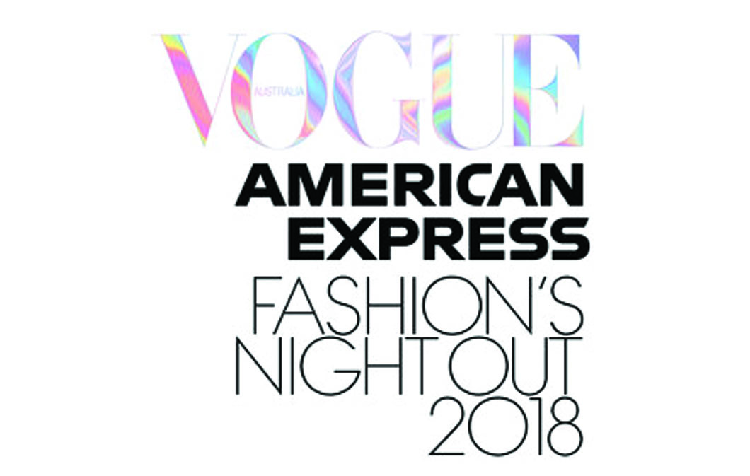 Vogue Fashion Night Out – Join 6 Australian Luxury Labels Thurs 6 Sept 10am to 8pm