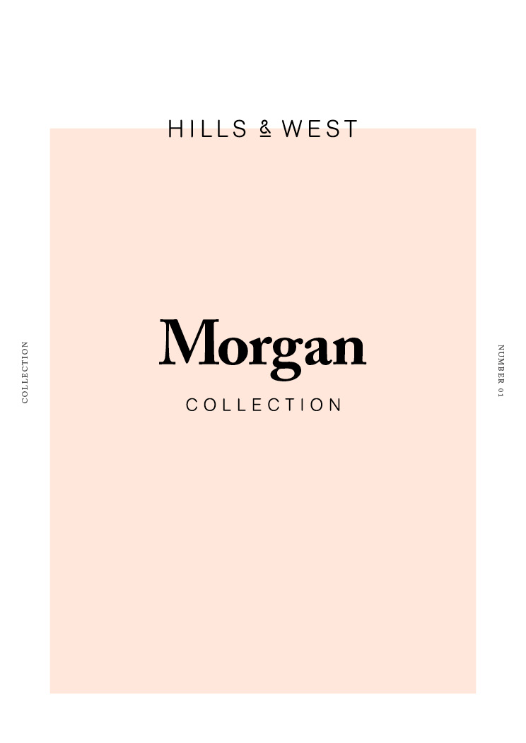 Look Book – the Morgan capsule collection 1