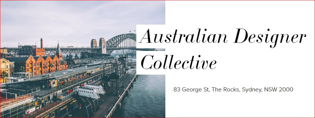 New Pop Up Destination with the Australian Designer Collective – All October & November