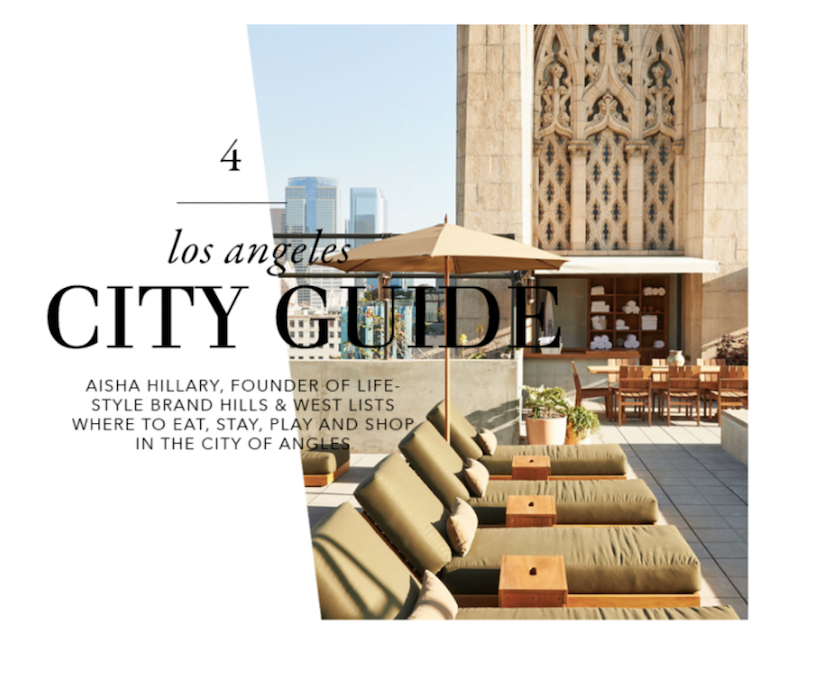 EAT, STAY, PLAY and SHOP – LA