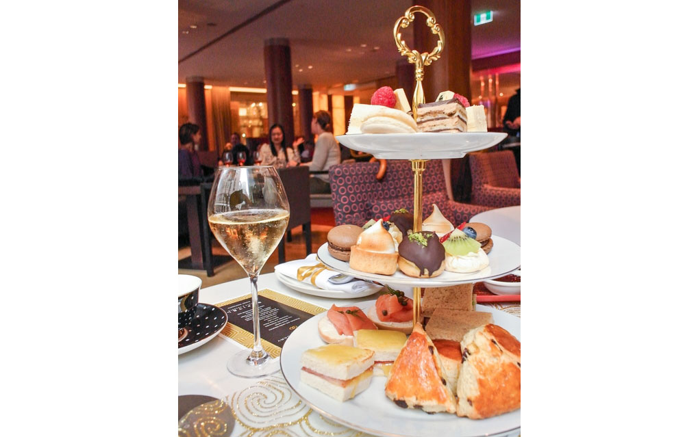 Golden experiences – Sofitel Sydney Wentworth's 50th Anniversary High Tea