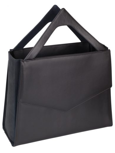 Top Handle Box Tote