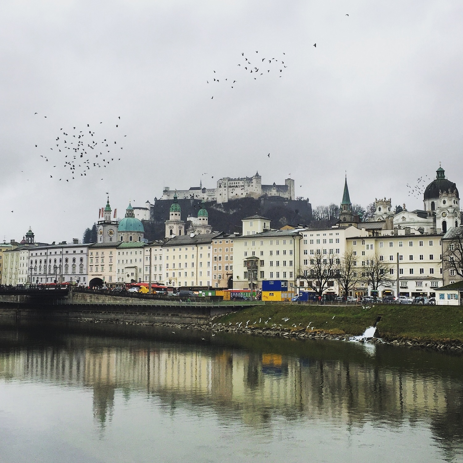 Five good reasons to fall in love with Salzburg