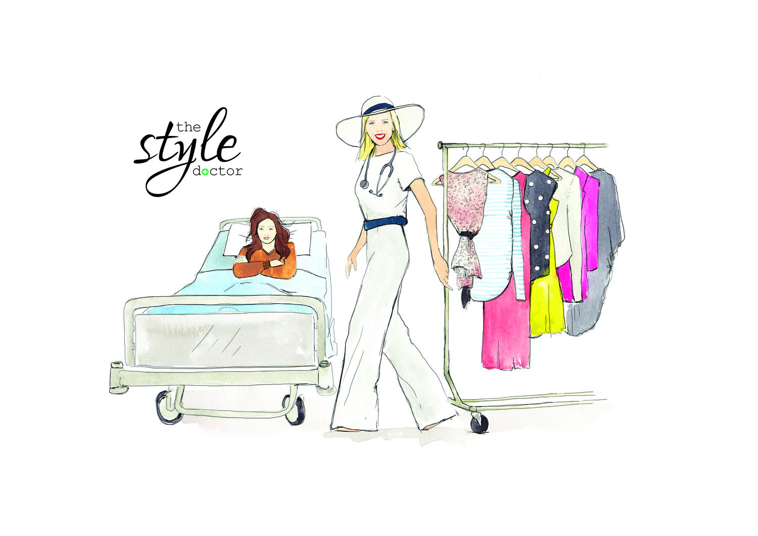 The Style Doctor Sharing Trends & Tips to Style Success