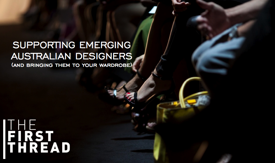 Hills & West joins The First Thread community of emerging designers