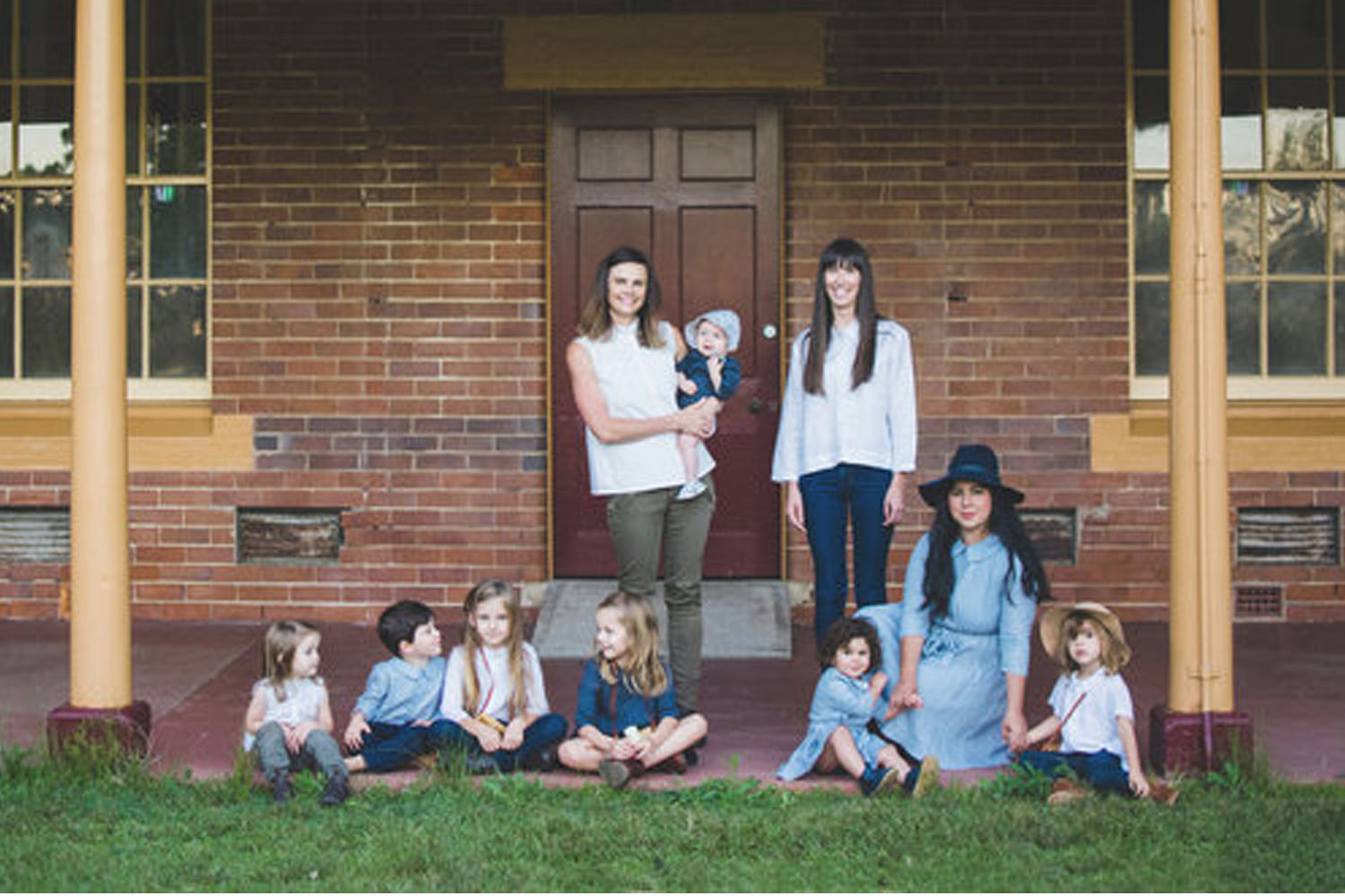 mother + joey – bringing life into Australian family lifestyle fashion