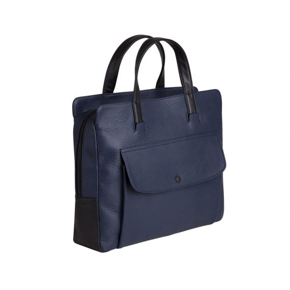 Messenger Briefcase Man