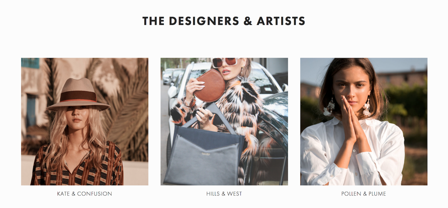 The Inspired Co | Supporting Independent & Sustainably Driven Designers