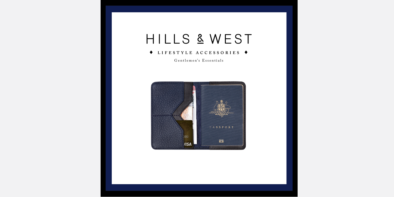 The Ultimate Gentleman's Essentials by Hills & West