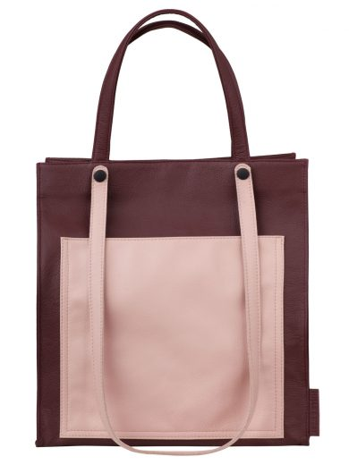 Mulberry Blush Shopper Bag