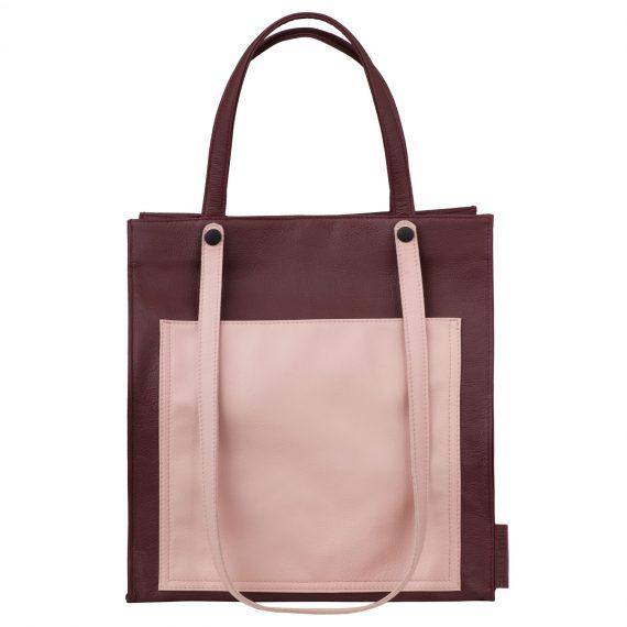 Mulberry Blush Shopper Bag