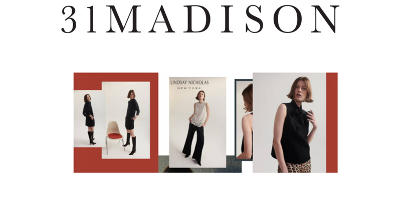 31MADISON | Helping independent brands