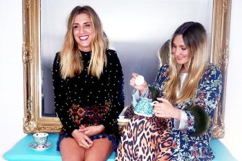 Jenny Sewell and Gemma Taylor | Palmaira Sandals Australia & Lordis