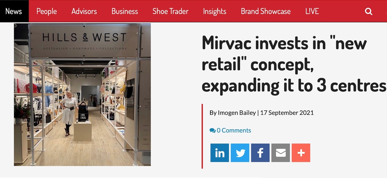 In the News   Ragtrader   WeShow Expansion into 3 more centres